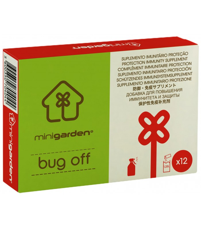 MiniGarden® Bug Off Red