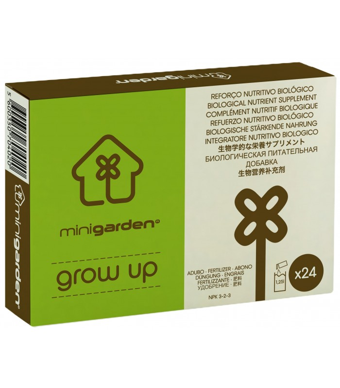 MiniGarden® Grow Up Brown